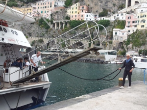 FIT DOCK MISTRESS AT AMALFI